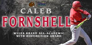 Fornshell Receives Myles Brand Distinguished Academic Award - MSU Athletics