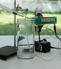 aquaplumb water level measurement