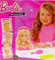 barbie styling head b015tsbiwq
