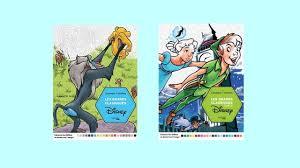 Presentation Hachette Disney Les Grands Classiques 1 Et 2 Youtube