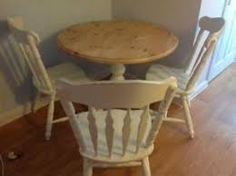 shabby chic dining sets. Shabby Chic Round Dining Table And Chairs Sets