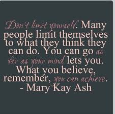 Mary Kay Quotes Fascinating Mary Kay Ash Success Affirmations Pinterest Mary Kay Mary