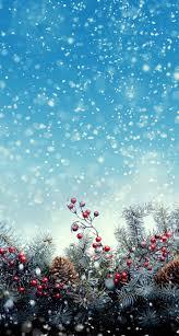 christmas snow wallpaper. Exellent Wallpaper Christmas Snow Wallpaper Background G Intended Snow Wallpaper L