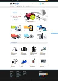 Buy Templates Online Electronics Store Shopify Templates Buy Website