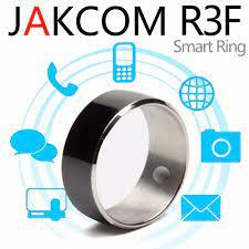 Çevrim içi satın al Jakcom R3f Akıllı Yüzük Nfc Elektronik Smartphone  Aksesuarları Için Hızlı Program Kilit Siyah Teknolojisi Sihirli Yüzük Beyaz  Renk - Giyilebilir Cihazlar / BaslamaOdul.co