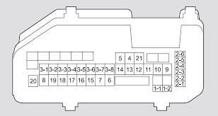 honda accord (2008 2009) fuse box diagram auto genius 2007 Dodge Nitro Fuse Panel honda accord (2008 2009) fuse box diagram