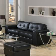 living room with black furniture. Gray Walls Black Furniture Living Room Gopelling Net With