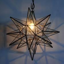 glass moravian star light large custom metal lighting home decor moravian star pendant light moravian star