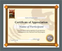 Examples Of Certificates Of Appreciation Wording Amazing Red And White Certificate Of Appreciation Certification Template