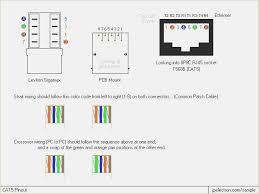 Amazing Printable Cat5 Wiring Diagram Network Rj11 Ethernet