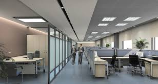 modern office space design. Source : Idolza.com Modern Office Space Design O