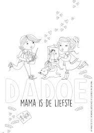 Kleurplaat Mama Jarig Uniek Kleurplaten Trouwdag Mama En Papa For
