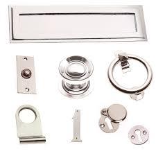 door furniture. Polished Nickel Front Door Furniture N