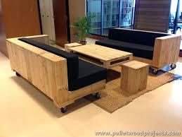 wooden pallets furniture. Furniture Made From Wooden Pallets Wood Garden . L