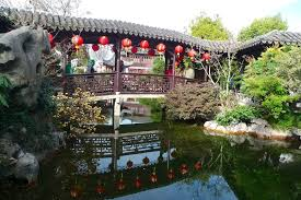 the history of portland s lan su chinese garden