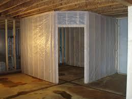 creating a vapor barrier during wine cellar construction