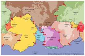 plate tectonics — science learning hub