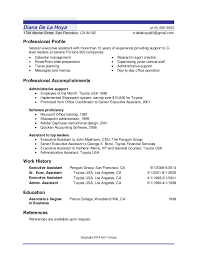 Sample Resumes AppleOne Sample Resumes 55