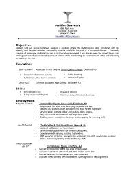 What To Put In The Objective Section Of A Resume what to put in the objective section of a resume foodcityme 79