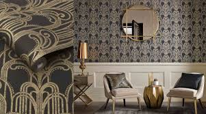 the art deco collection on art deco living room wallpaper with wallpaper blog wallpaper inspiration graham brown