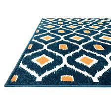 navy and orange rug outdoor rugs new outdoor rugs fantastic orange indoor outdoor rug oasis navy