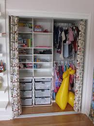 kids closet. Kids Closet: Gonna Try The Curtains! Closet