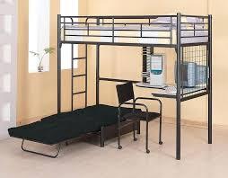 diy l desk image of metal l shaped loft bed with desk diy rustic desk with