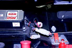 """tips on race car wiring systems hot rod network dick has acquired a """"cup"""" style ignition box and it comes very"""