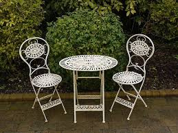 iron garden chairs and table off 65