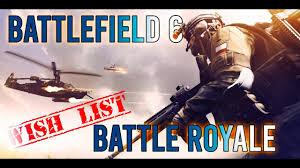 Battlefield 6 Battle Royale - YouTube
