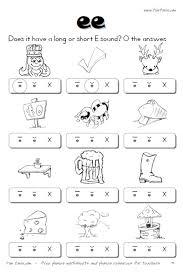 Sounds and phonics worksheets for preschool and kindergarten, including beginning sounds, consonants, vowels and rhyming. Fun Fonix Book 4 Vowel Digraph And Dipthong Worksheets