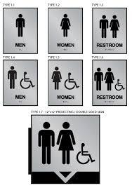 ada compliant bathroom sign height. restroom sign height ada ada requirements bathroom9 compliant bathroom