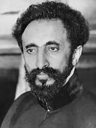 Image result for haile selassie images