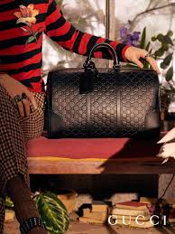 gucci bags for men 2016. crafted in gucci signature debossed leather, a duffle bag from pre-fall 2016 bags for men