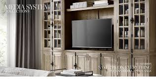 cool media wall unit all systems rh collections units uk furniture ikea with fireplace modern desk ideas diy