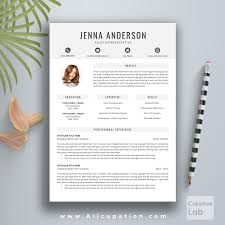 Free Resume Cover Letter Samples Resume Template And Cover