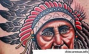 9 Nejlepších Indiánských Tetování S Obrázky Krása A Móda 2019