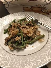 Light Green Bean Casserole Light Green Bean Casserole Healthy Recipes Clean Recipes