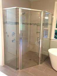 frameless shower door installation instructions shower doors door reviews installation instructions sliding delta frameless shower door