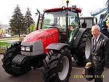 Камский тракторный завод Википедия Первый выпуск тракторов на КАМАЗе править править код