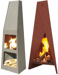 outdoor fireplaces vulcan top fonte flamme jpg diffe designs