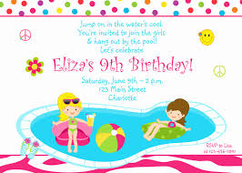 Free Pool Party Invitations Printable Pool Party Invitations Free Printable Fresh Free Printable