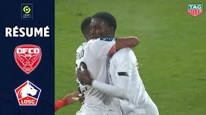 Zeki Çelik asist yaptı, Yusuf Yazıcı gol attı   Dijon Lille maç özeti izle  0-2!