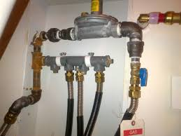 Appliance Gas Regulator Gas Lines To Boiler And Other Appliances Heating Help The Wall