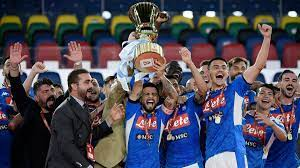 Napoli win Coppa Italia after beating Juventus in penalty shootout -  Eurosport