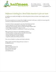 Sample Of Cover Letter For Sales Associate Friends And Relatives