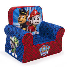 marshmallow comfy chair nickelodean pawpatrol co uk toys