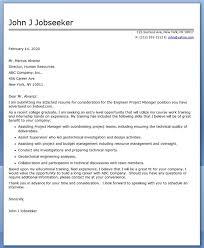 Construction Manager Cover Letter Hvac Sample Civil Engineering