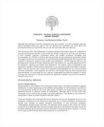 Therapy Confidentiality Agreement Template – Syounizensoku.info