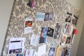 Velcro Memo Board DIY Fabric Covered Bulletin Board Making Lemonade 42